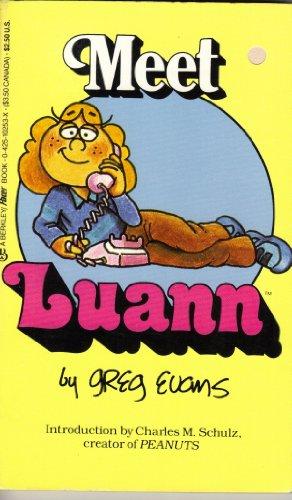9780425102534: Meet Luann