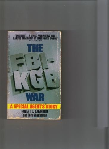 9780425103388: FBI/KGB War