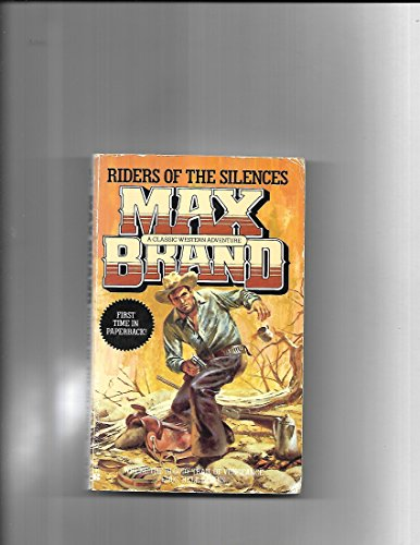 Riders Of The Silence (0425103463) by Brand, Max