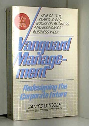 Vanguard Management: O'Toole, James