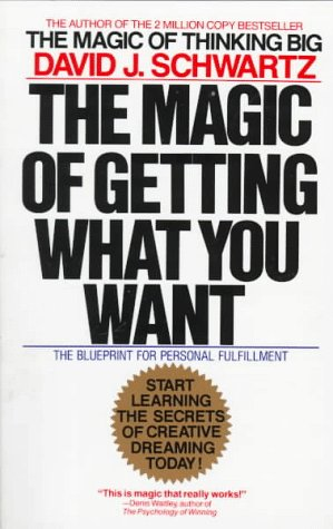 9780425103913: The Magic of Getting What You Want