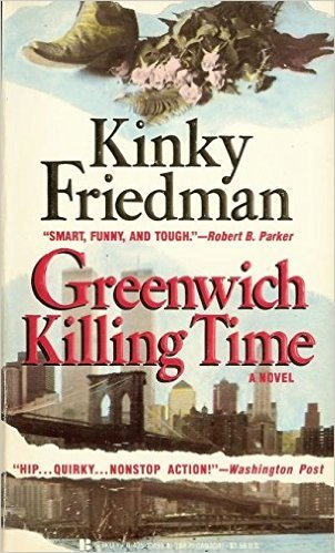 9780425104972: Greenwich Killing Time