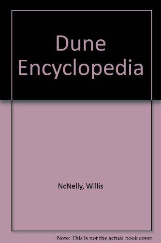 9780425105009: Dune Encyclopedia