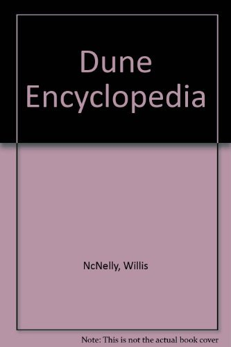 9780425105009: The Dune Encyclopedia