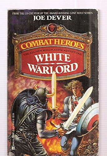 9780425105634: White Warlord (Combat Heroes)