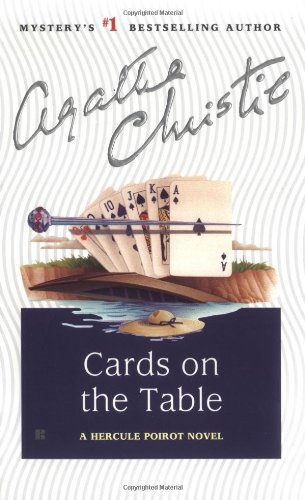Cards on the Table (Hercule Poirot Mysteries): Christie, Agatha