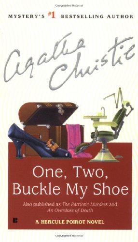 9780425105702: One, Two, Buckle My Shoe (Hercule Poirot)