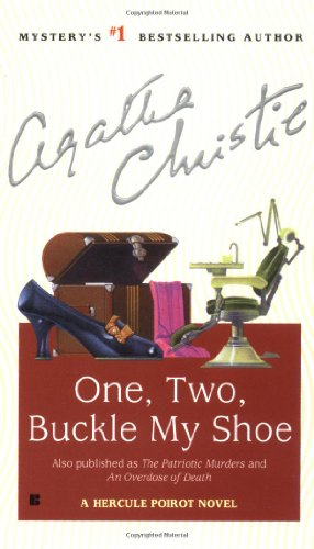 9780425105702: One, Two, Buckle My Shoe (Hercule Poirot)