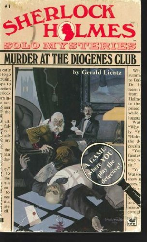 9780425106068: Murder at the Diogenes Club (Sherlock Holmes Solo Mysteries)