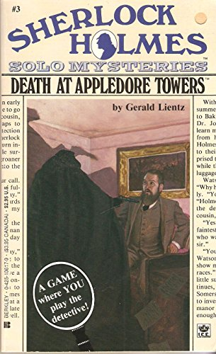 9780425106174: Death at Appledore Towers