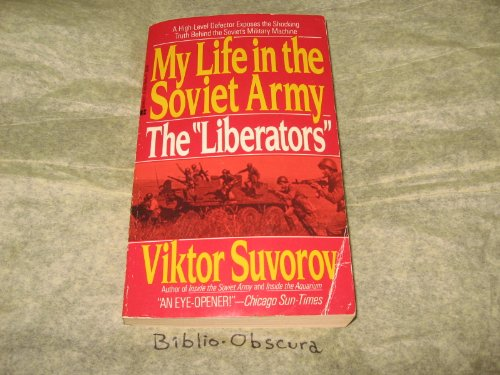 The Liberators (0425106314) by Viktor Suvorov