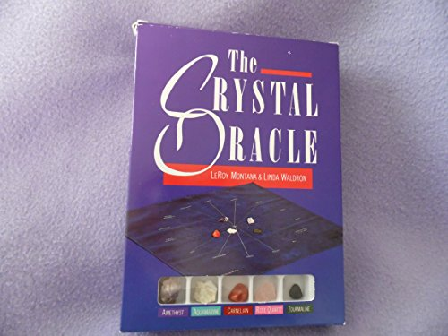 9780425106433: Crystal Oracle (5 Crystals and Velvet Cloth)