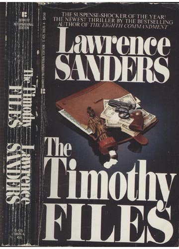 9780425106761: The Timothy Files