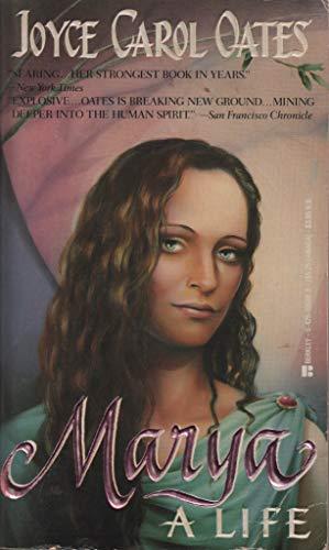 9780425106884: Marya: A Life