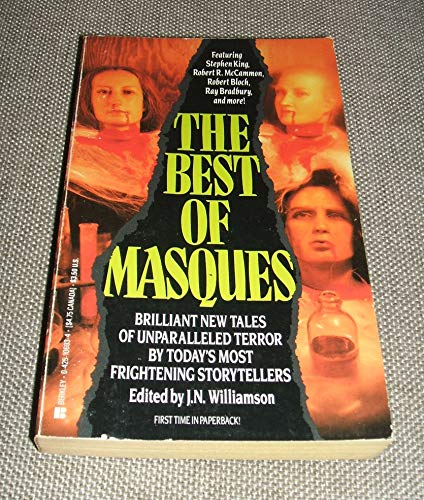 The Best of Masques: J.N. Williamson, Editor