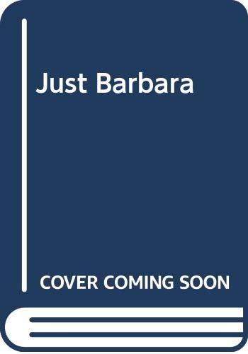 Just Barbara (9780425106983) by Barbara Woodhouse