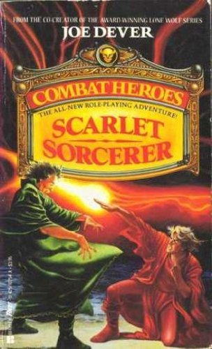 9780425107546: Scarlet Sorcerer (Combat Heroes)