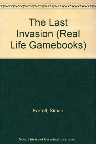 9780425108352: The Last Invasion (Real Life Gamebooks)