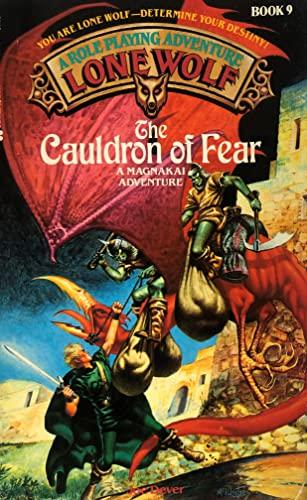 The Cauldron of Fear (Lone Wolf, Book: Joe Dever