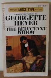 Reluctant Widow (9780425108840) by Heyer, Georgette