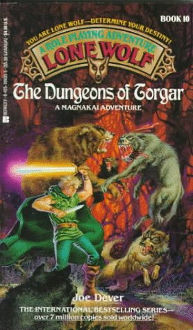 9780425109304: The Dungeons of Torgar (Lone Wolf)