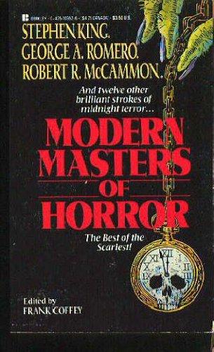 9780425109526: Modern Masters Horror