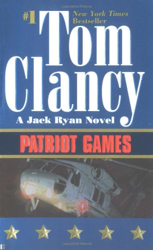 9780425109724: Patriot Games (Jack Ryan Novels)
