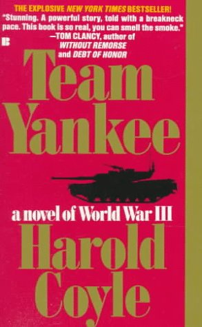 9780425110423: Team Yankee: A Novel of World War III