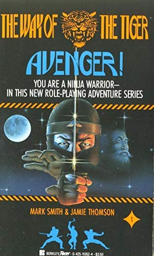 9780425110522: Avenger (The Way of the Tiger, No 1)