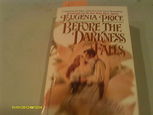 9780425110928: Before the Darkness Falls (Savannah Quartet, No 3)