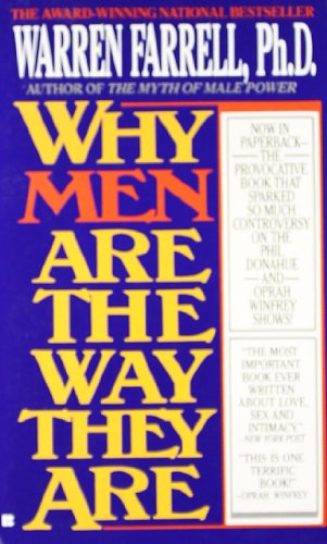 9780425110942: Why Men Are the Way They Are