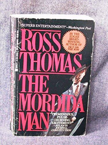 9780425110980: The Mordida Man