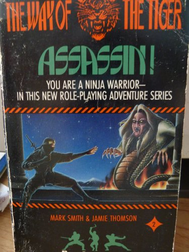 9780425111017: Assassin (The Way of the Tiger, No 2)