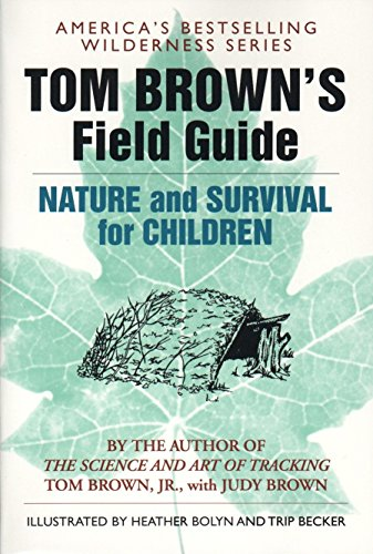 9780425111062: Tom Brown's Field Guide to Nature and Survival for Children