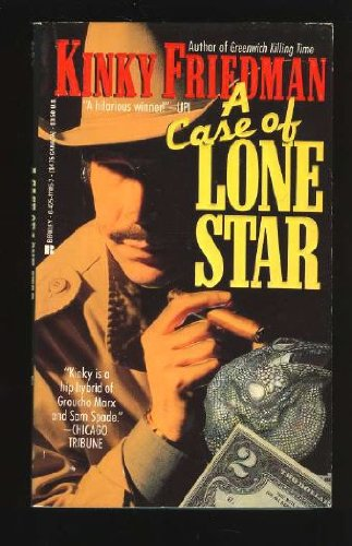 9780425111857: A Case of Lone Star