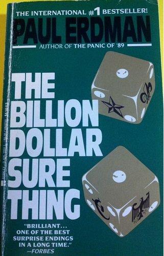 9780425111918: Billion Dollar Sure Thing