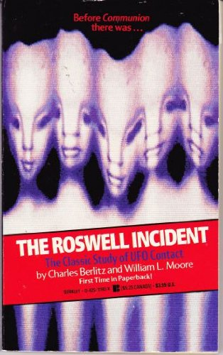 9780425111925: Roswell Incident
