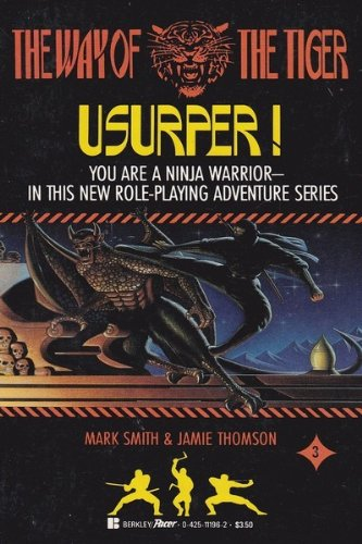 9780425111963: The Way Of The Tiger: Usurper!
