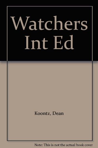 9780425112038: Watchers Int Ed
