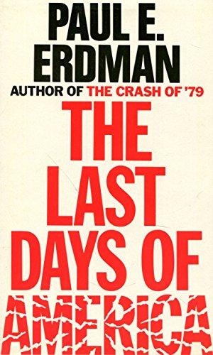 9780425113103: The Last Days of America