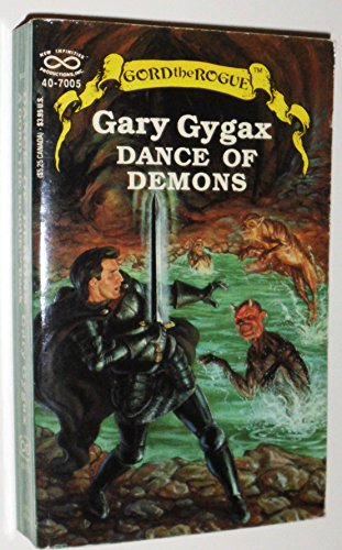 9780425113424: Dance of Demons (Gord the Rogue)