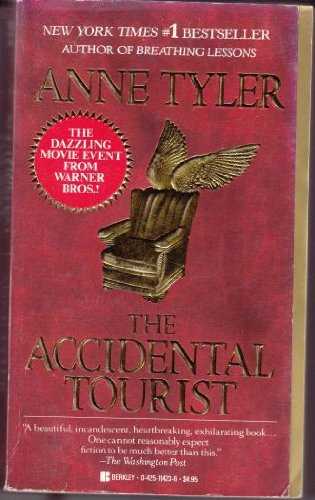 9780425114230: The Accidental Tourist