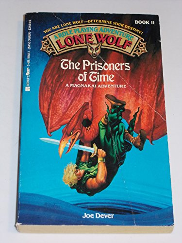9780425115688: The Prisoners of Time (Lone WOlf Game-Book)