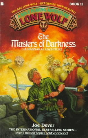 9780425117187: The Masters of Darkness (Lone Wolf)