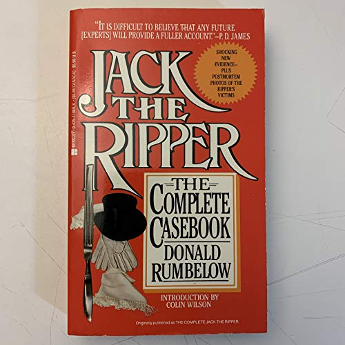 9780425118696: Jack the Ripper: The Complete Casebook