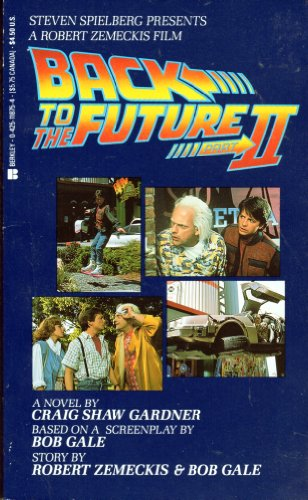 9780425118757: Back to the Future Part 2