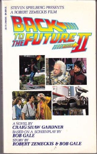 9780425118757: Back to the Future, Part II: A Novel