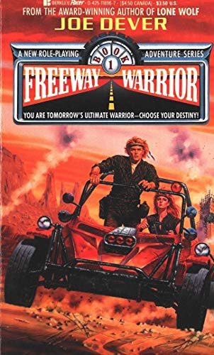 9780425118962: Highway Holocaust (Freeway Warrior)