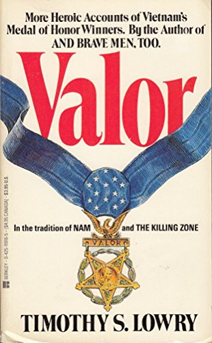 Valor: Timothy S. Lowry