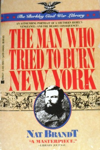 9780425119181: The Man Who Tried To Burn New York